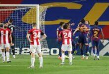 صورة تردد القنوات المفتوحة الناقلة لمباراة برشلونة وأتلتيك بلباو اليوم في نهائي كأس السوبر الإسباني