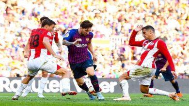 صورة برشلونة ضد أتلتيك بيلباو.. القنوات الناقلة لنهائي السوبر الإسباني