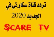 صورة تردد قناة سكار أكشن Scare TV 2021 على النايل سات