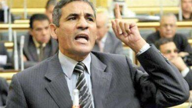 صورة من هو محمد عبدالعليم داوود الذي طرده المستشار لاعتراضه على حل مجلس الإخوان