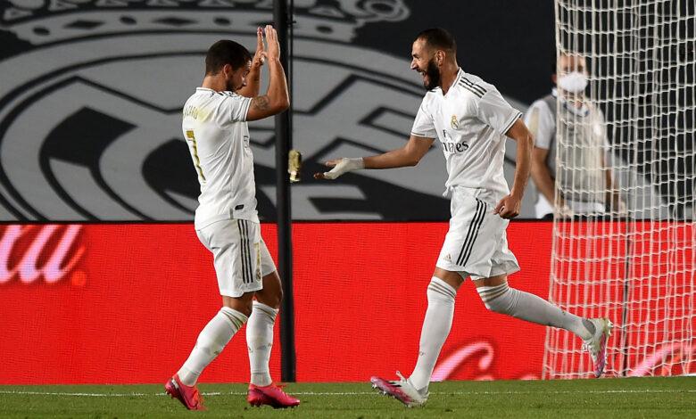 الموعد والقنوات الناقلة لمباراة ريال مدريد