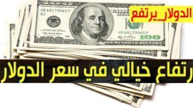 ارتفاع تاريخي للدولار