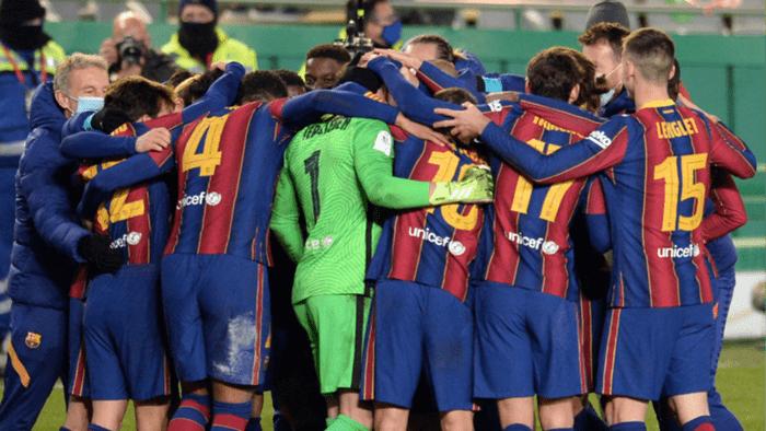 القنوات الناقلة لمباراة برشلونة وبلباو اليوم