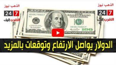 صعود جديد للدولار