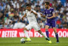تشكيلة ريال مدريد ضد بلد الوليد
