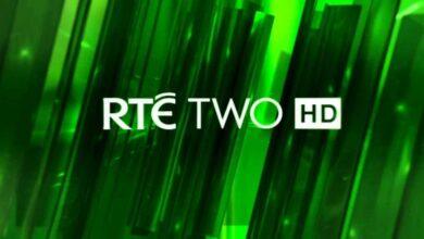 تردد قناة RTE Two HD TV