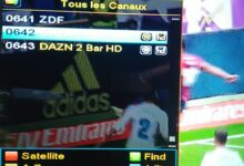 DAZN 1 Bar Deutsch HD