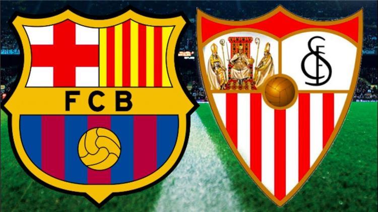 تشكيلة برشلونة اليوم أمام إشبيلية