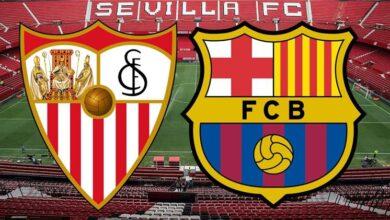 تشكيلة برشلونة المتوقعة ضد إشبيلية