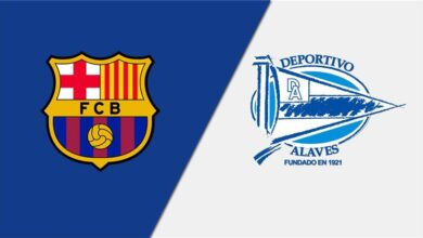 تشكيلة برشلونة أمام ديبورتيفو ألافيس