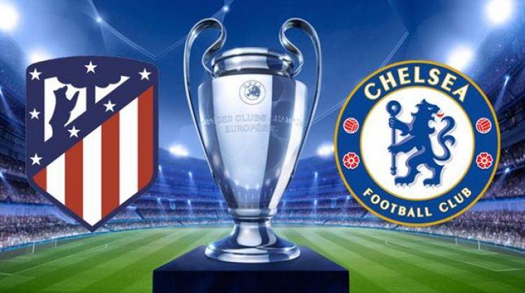 موعد مباراة تشيلسي وأتلتيكو مدريد
