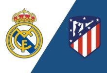 القنوات المفتوحة الناقلة لمباراة ريال مدريد وأتلتيكو مدري