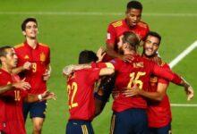 موعد مباراة إسبانيا واليونان