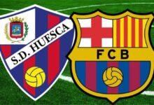 تشكيلة برشلونة المتوقعة أمام هويسكا