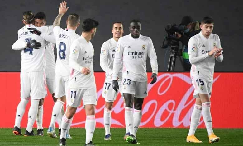 تشكيلة ريال مدريد المتوقعة ضد إلتشي