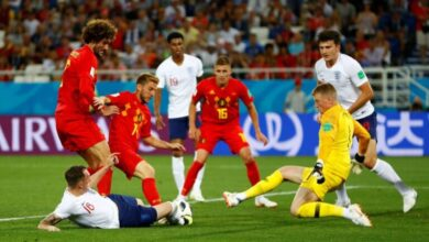موعد مباراة بلجيكا والتشيك