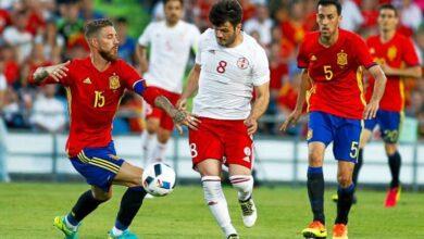 موعد مباراة إسبانيا وجورجيا
