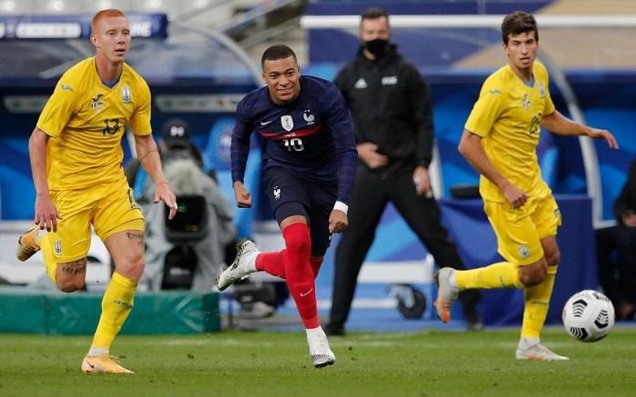 موعد مباراة فرنسا وأوكرانيا