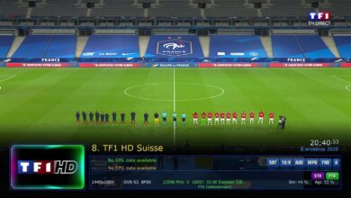 تردد قناة TF1 HD Suisse