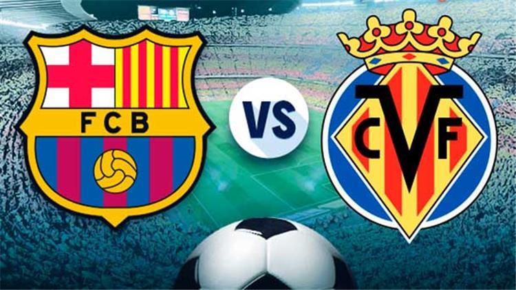 موعد مباراة برشلونة وفياريال القادمة