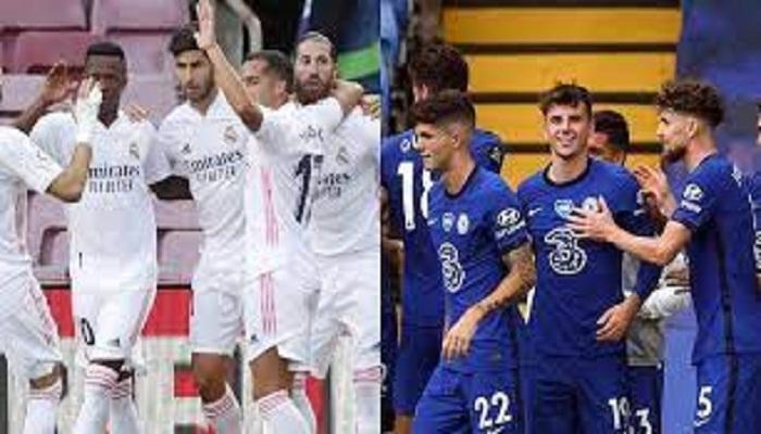 موعد مباراة ريال مدريد وتشيلسي في دوري أبطال أوروبا