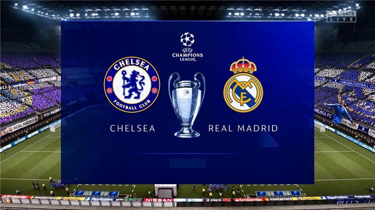 تشكيلة ريال مدريد ضد تشيلسي