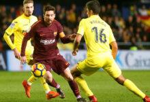 بث مباشر مباراة برشلونة وفياريال