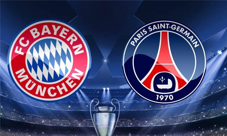 مشاهدة مباراة باريس سان جيرمان وبايرن ميونخ