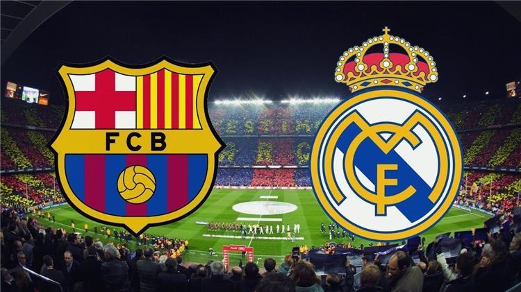 القنوات المفتوحة الناقلة لمباراة برشلونة وريال مدريد