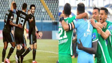 موعد مباراة بيراميدز والرجاء المغربي