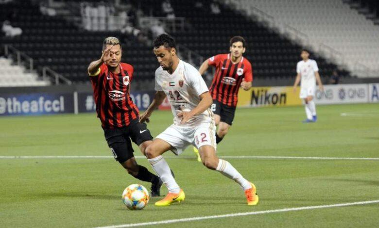 موعد مباراة الوحدة الإماراتي والريان القطري القادمة