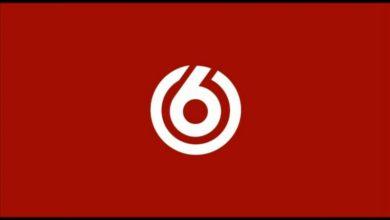 تردد قناة TV 6 Sweden السويدية