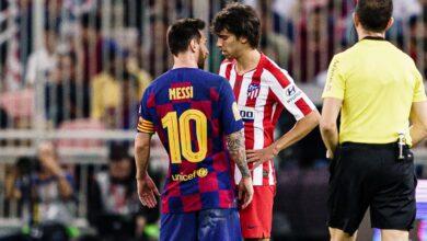 موعد مباراة برشلونة وأتلتيكو مدريد