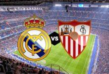 القنوات المفتوحة الناقلة لمباراة ريال مدريد وإشبيلية