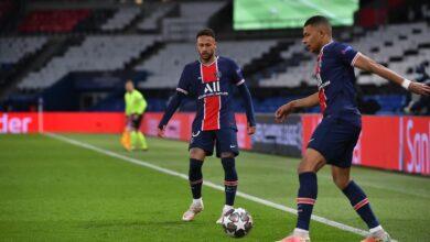 تشكيلة مانشتر سيتي ضد باريس سان جيرمان