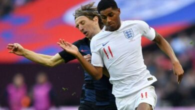 مشاهدة مباراة انجلترا وكرواتيا اليوم بث مباشر يلا شوت