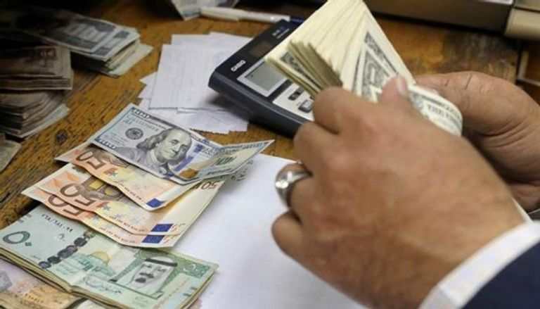 سعر الدولار في مصر اليوم السبت 5 يونيو 2021
